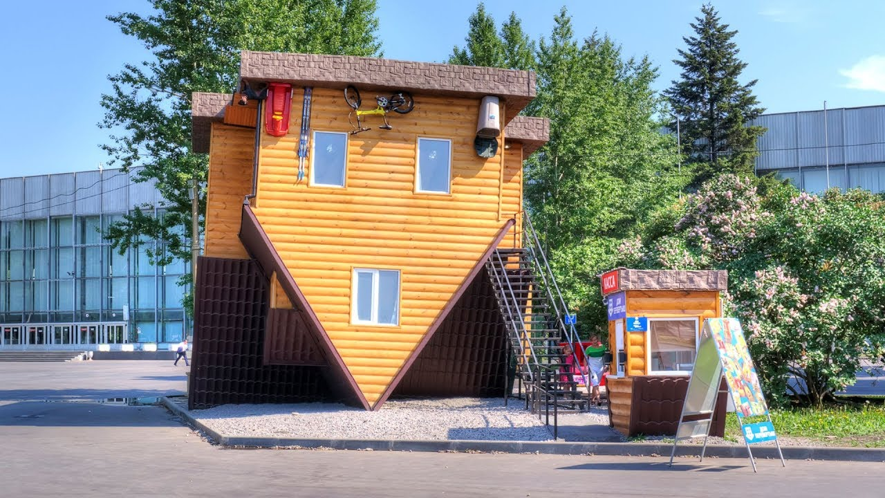 Top 4 Crazy Cool Houses Across America We\'re Obsessed With - YouTube