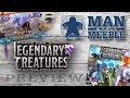 Legendary Creatures (Pencil First Games) Preview by Man Vs Meeple