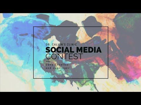 Dr. Calvin's Clinic Social Media Contest 2018 #2
