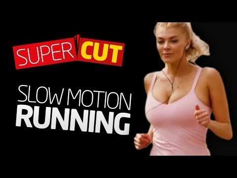 Slow Motion Running - Supercut