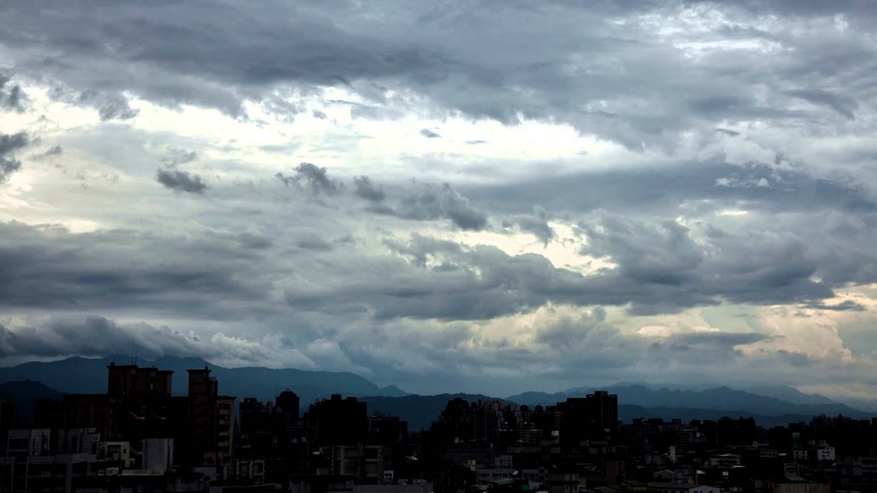 rain clouds - YouTube