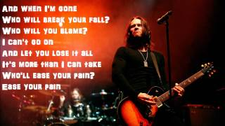 Watch Over You by Alter Bridge Lyrics.