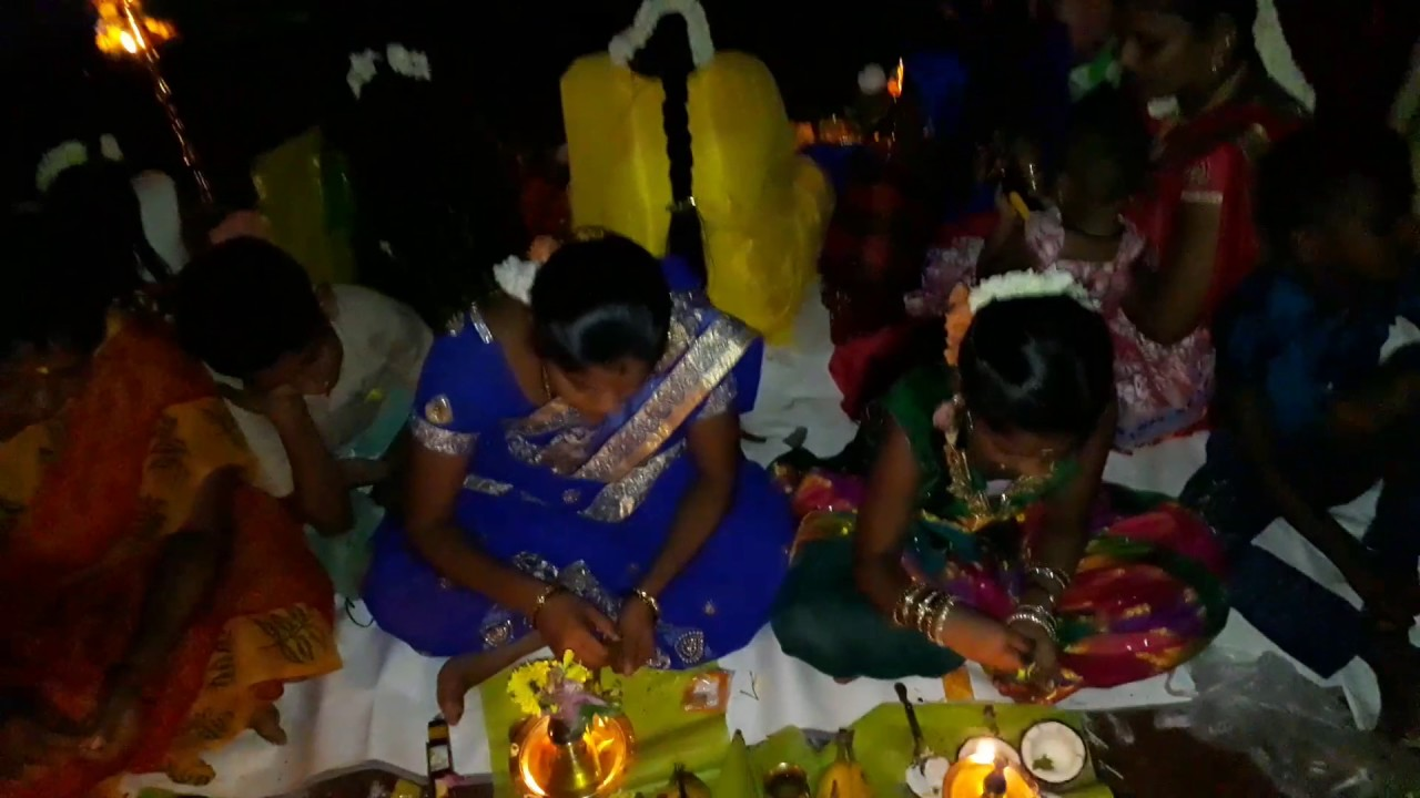 T M Nagar Kovil Kodai 2017 Youtube