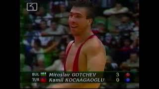 1997 World Wrestling Championships -Men`s freestyle 76 kg Bronze medal match