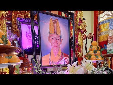 Lễ Tang Cố Hòa Thượng THÍCH BỬU CHƠN (tên thường gọi cậu hai KIM XÊ 2006)