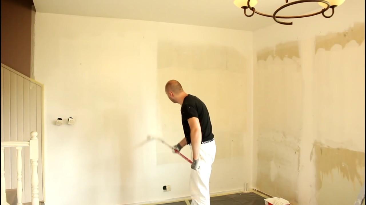 Spatule Décoller Papier Peint décoller du papier peint et lisser les murs 1/2