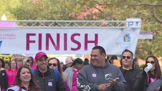 Making Strikes Against Breast Cancer Walk