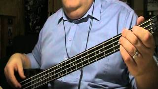 Judas Priest Grinder Bass Cover