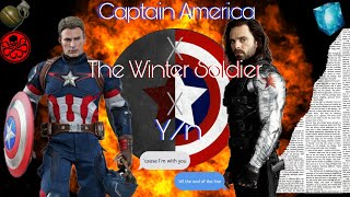 The Three Soldiers | Trailer | Captain America x The Winter Soldier x Y/n |