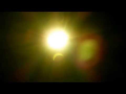 20.03.2015 Eclipse of the Sun in Germany - Partielle Sonnenfinsternis Deutschland [HD]