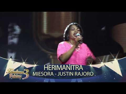 JUSTIN RAJORO  - MIESORA (HERIMANITRA) - KINTANA FAHINY 2019, PRIME 2