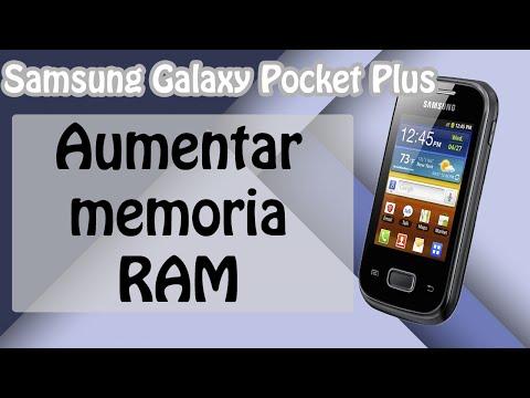 Cómo aumentar la memoria RAM del Galaxy Pocket GT-S5301/L/B