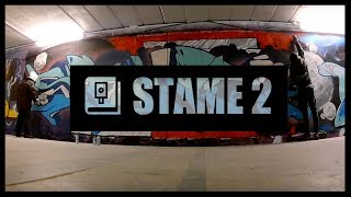 Stame2 | Poland trip | Graffiti | Blackbookology