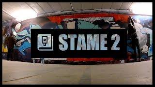 Stame2 | Poland trip | Graffiti | Blackbookology