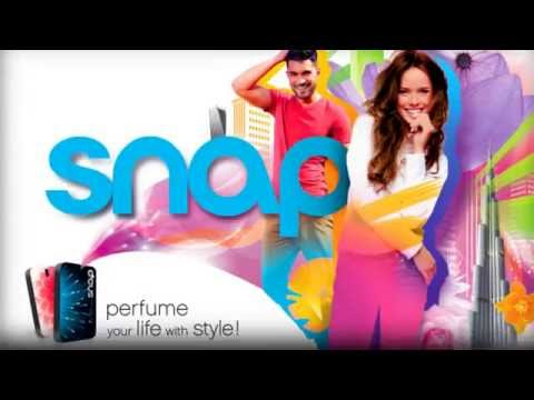 Snap Pocket Perfumes for You