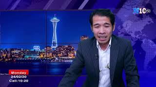 🔴25/02 Convid-19: Trung Quốc Đại Nhảy ..Lùi & Chuyến Đi Ấn Độ Của TT Trump Và Sự Ảnh Hưởng Việt Nam