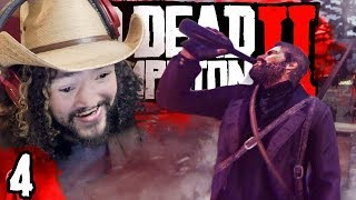 JAIL BREAK & BAD CHOICES : Red Dead Redemption 2 Part 4