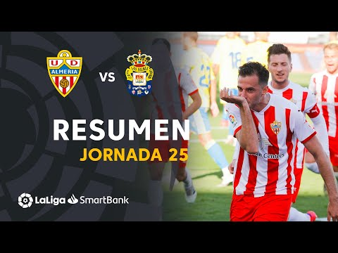 Almeria Las Palmas Goals And Highlights