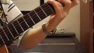 Lately (Stevie Wonder) - Solo Fingerstyle Guitar