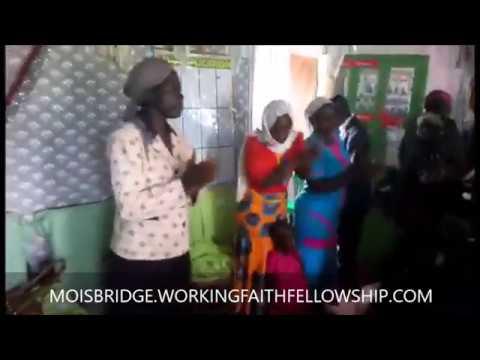 WFF Mois Bridge Kenya Worship