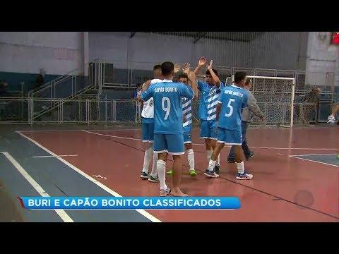 Semifinais da série Prata da Copa Record pegam fogo em Capão Bonito