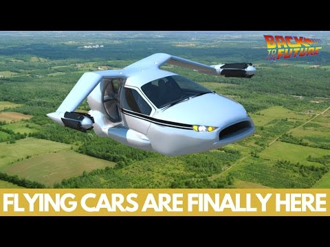 Real Flying Cars That Actually Fly