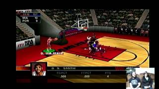 Not So Try Hards - Sports Schmorts - NBA Jam 2000