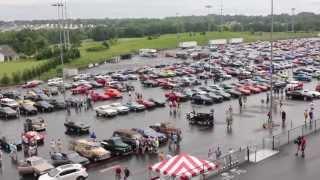 Hot Rod Power Tour 2013 - Arlington to Concord