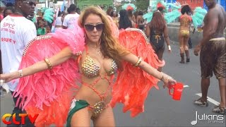 2015 Lucian Carnival Highlights - St. Lucia Carnival