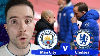 Champions League Final REHEARSAL Manchester City vs Chelsea Preview