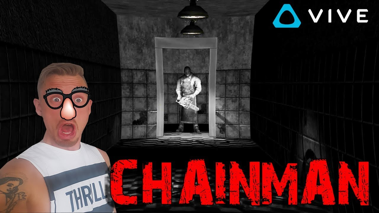9efb7fb12d25 IS IT OVERPRICED ! ▻ CHAINMAN VR JAPANESE HORROR GAME - HTC VIVE ...
