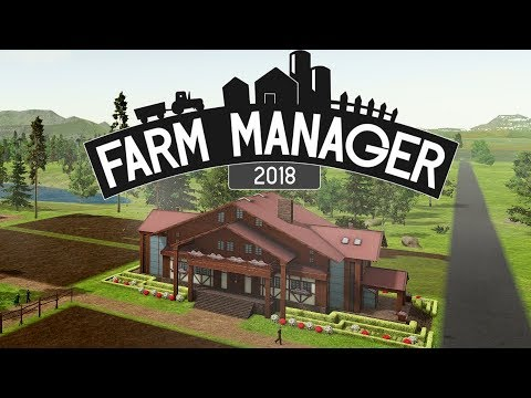 Farm Manager 2018 - #6 Purchasing Land for our Slaughterhouse Operation - Farm Manager 2018 Gameplay