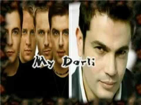 Amr Diab  Westlife remix with english subtitle