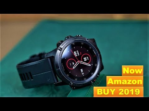 Top 5 Best Garmin Smart Watches To Buy in 2019 Amazon