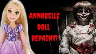 Annabelle Doll Repaint