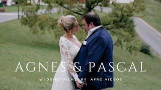 WEDDING FILMS - Agnes & Pascal - SCHLOSS FUSCHL SALZBURG