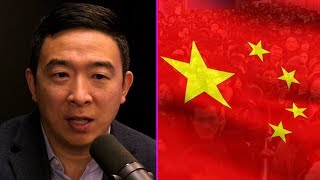 Andrew Yang On The Threat Of China