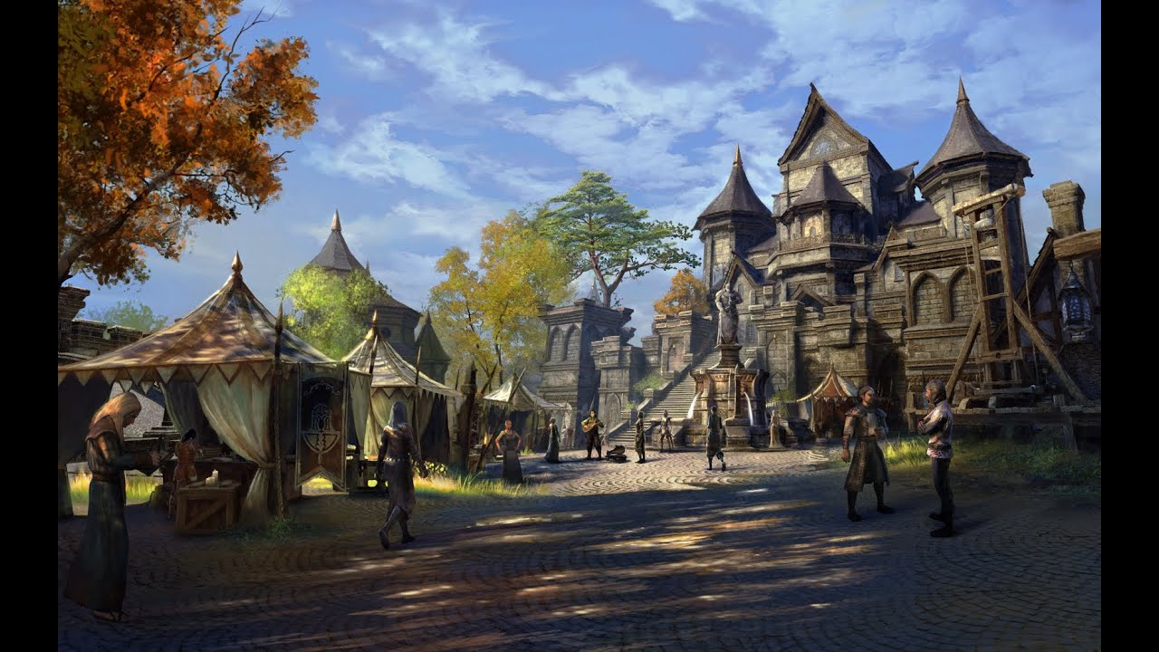 The Elder Scrolls Online: Stormhaven CE Treasure Map Location - YouTube