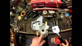 (Tuto) moteur am6 remontage boite de vitesse et vilebrequin #518 TUTO MECA