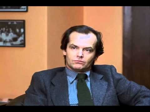 The Shining: Original Interview Scene