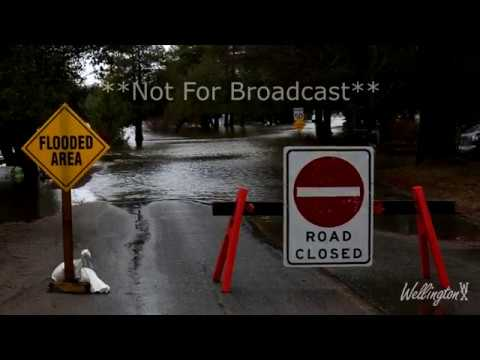 Bracebridge Streets And Homes Flooded - April 26, 2019