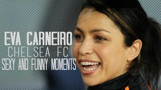 Dr.Eva Carneiro - Chelsea FC Team Physician | Sexy and Funny moments HD