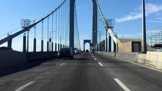 Bronx Whitestone Bridge southbound [2014]