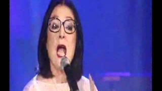 Nana Mouskouri  -  Am Ziel Meiner Reise  -  In Live 2006 -.avi