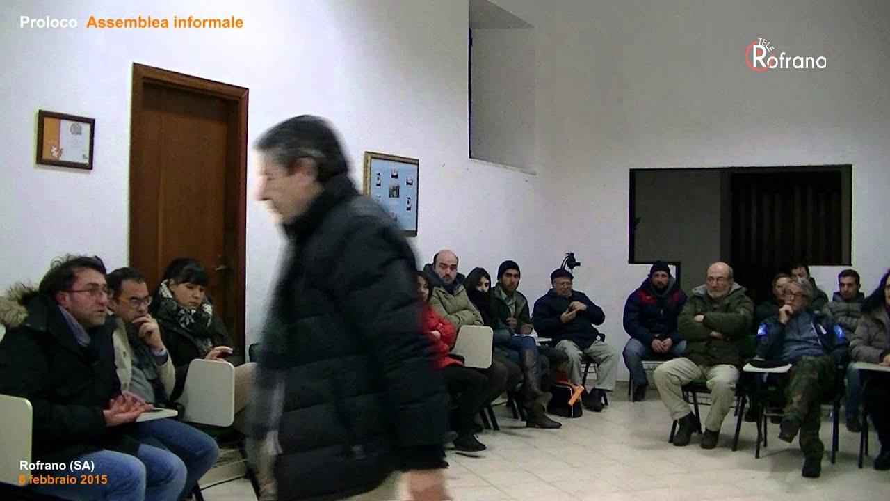 assemblea informale proloco