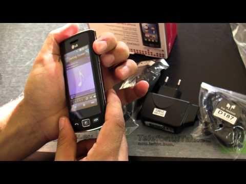 LG GM360 Viewty Plus Review HD ( in Romana ) - www.TelefonulTau.eu -