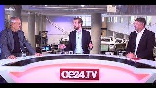 Fellner! Live: Wahlduell – Peter Pilz vs. Jörg Leichtfried