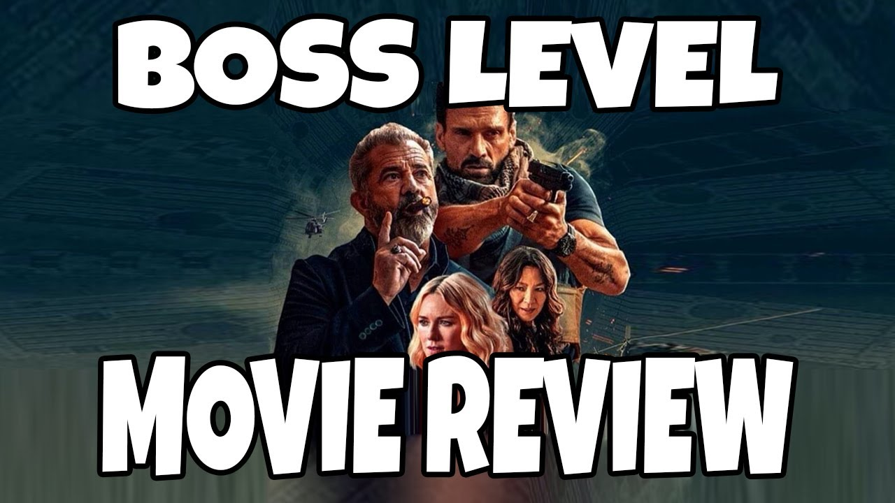 Download Boss Level - Movie Review