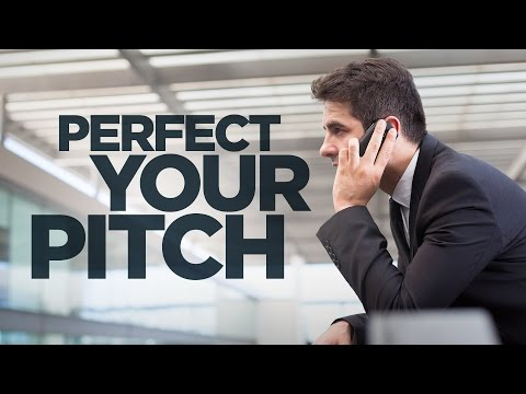 Perfect Your Pitch - Young Hustlers Live