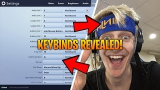 *UPDATED*!! NINJAS NEW KEYBINDS!! MYTH DOES 5000 IQ PLAY!! | Fortnite Highlights And Funny Moments!